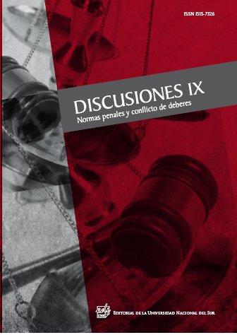Tapa Discusiones IX