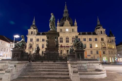 rathaus_Foto Graz Tourismus - Harry Schiffer